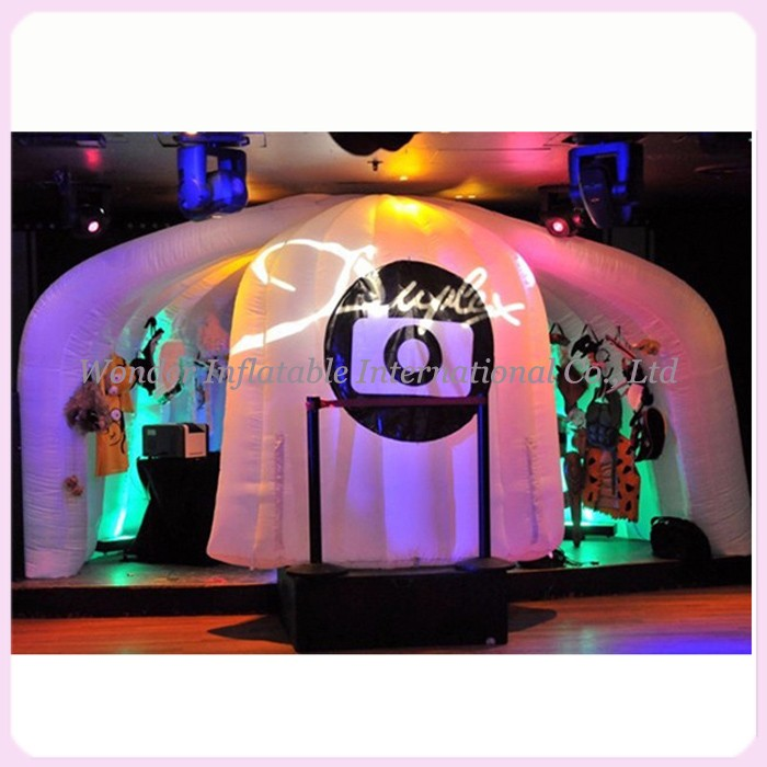 Murah foto pernikahan alat peraga booth foto tiup booth foto booth - Hari libur dan pesta - Foto 2