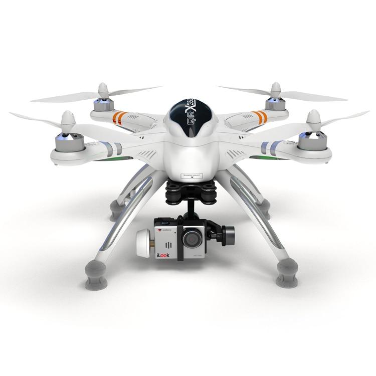 طائرة بدون طيار كوادكوبتر التصوير الجوي المهنية