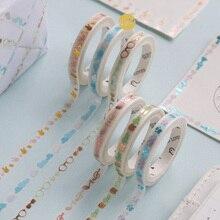 5mm x5M Life series washi tape DIY decorative Diary Scrapbook paper tapes kawaii adhesive label sticker stationery
