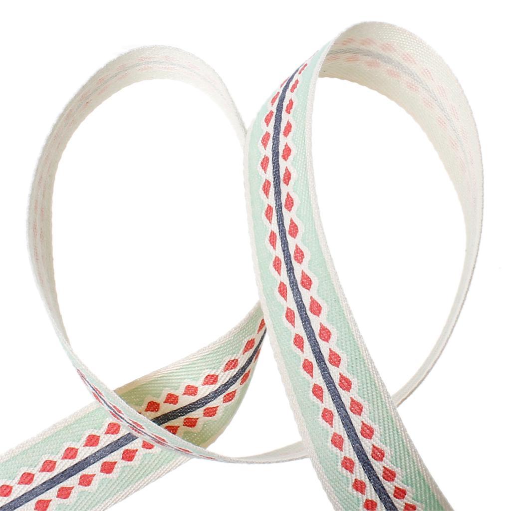 ̿̿̿(•̪ )Doreenbeads algodón Telas Costura cinta de etiquetas ...