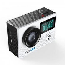 POWPAC K2 2 дюйм(ов) 4 К Ultra HD 170 Градусов Широкий Угол Обзора Камеры Действия Wi-Fi с Allwinner Действие Камеры