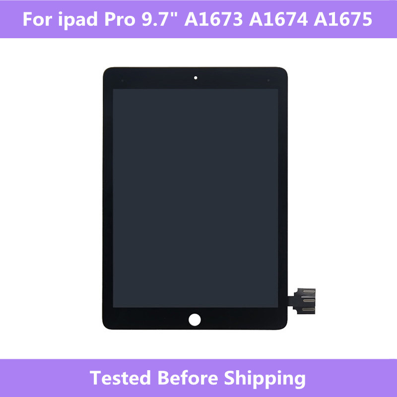 LCD Full Screen For ipad Pro 9 7 LCD display Touch screen assembly Repair For ipad
