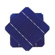 60 pcs 2.8W 125*125 solar cell Photovoltaic  cells 5X5 energy power A Grade For DIY Monocrystalline Silicon Solar Panel