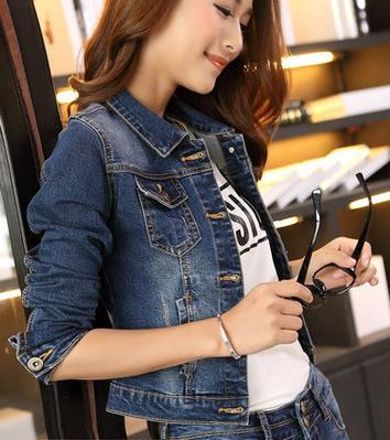 Popular Cheap Ladies Denim Jackets-Buy Cheap Cheap Ladies Denim