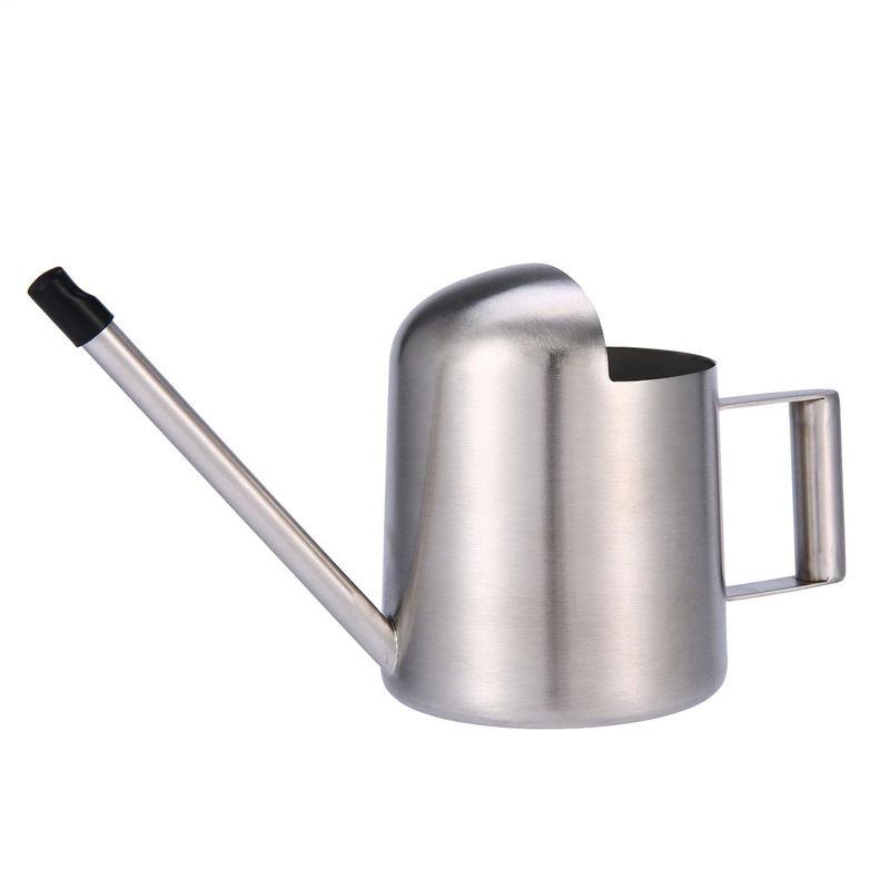 Sprinkler pot thick stainless steel shower flower pots green plants flowers watering cans home gardening long mouth watering
