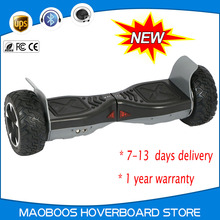 Super puissance 8.5 pouce fat tire skate goroscooter electrio oxboard par-dessus bord équilibre hove conseil giroskuter Hoverboard planche à roulettes