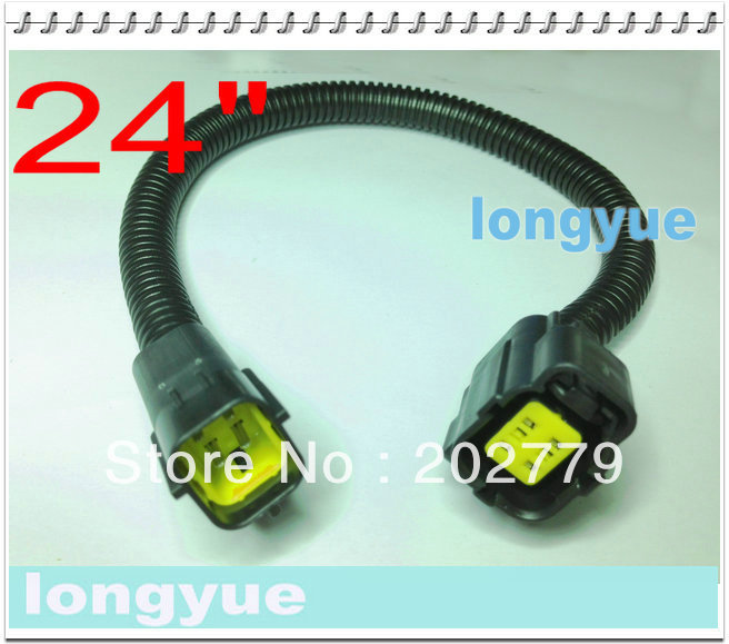 longyue 20pcs infiniti g35 07 08 rear post cat oxygen o2 sensor rh aliexpress com o2 sensor extension harness toyota 02 sensor extension harness