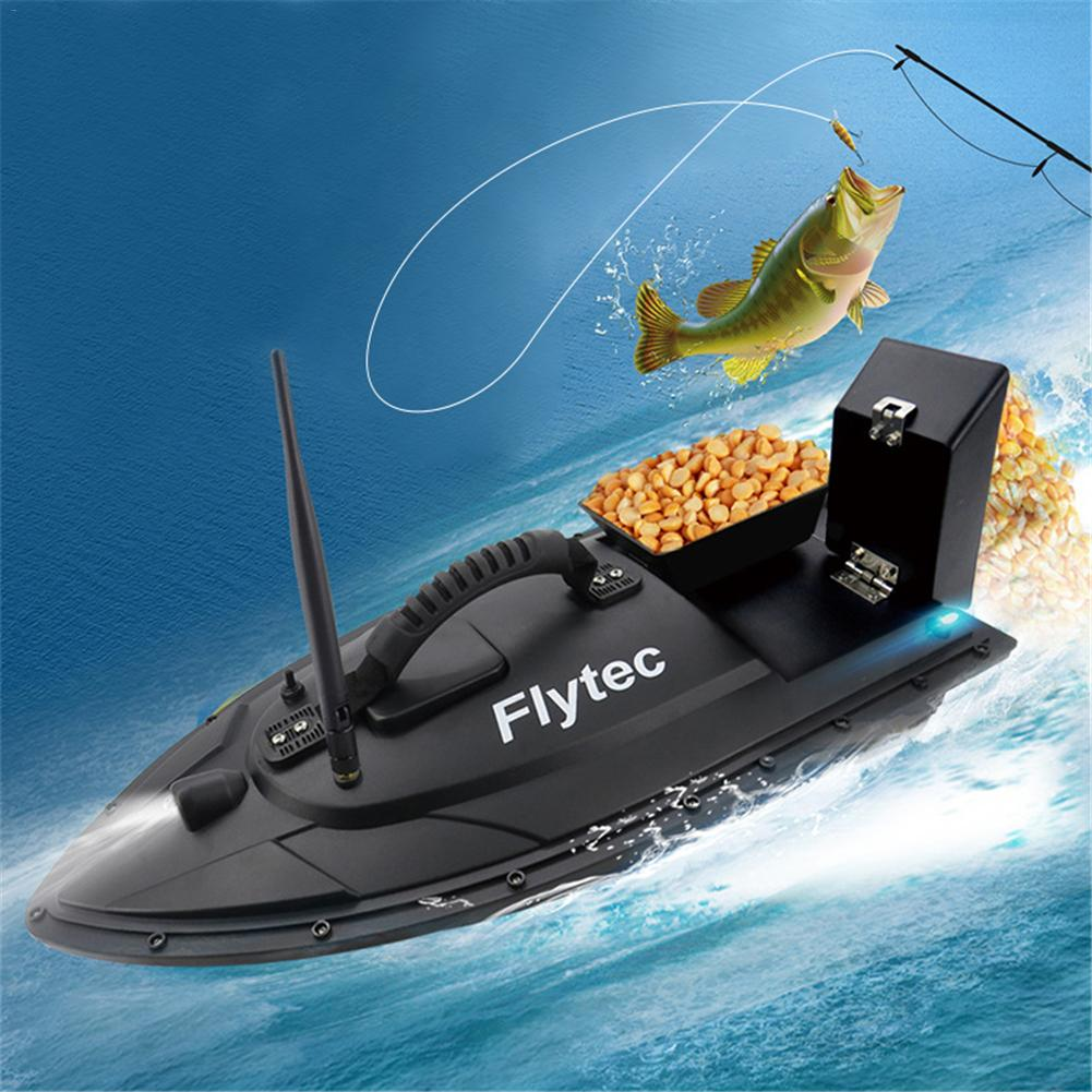 T188 Rc Bait Boat 4 Colors Toy Fish Finder Rc Fishing Boat Rc Lure Boat For Fishing Wireless Rc Boat Digital Automatic Frequency