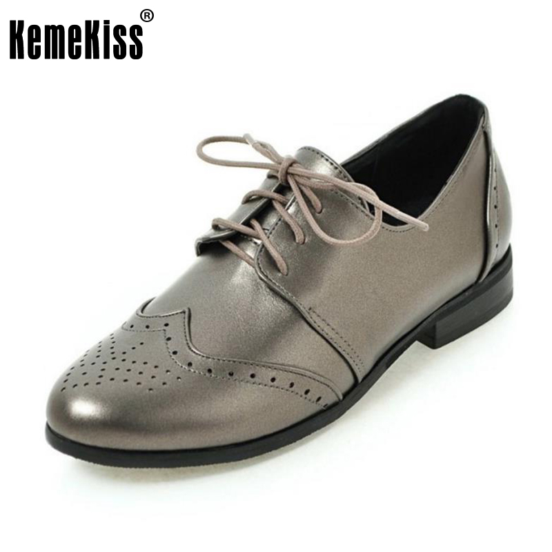 KemeKiss Size 30-50 Ladies Flats Shoes Women Cross Strap Round Toe Flat Shoes  Daily Work Dating Office Lady Female Footwears kemekiss size 33 42 women s high heel wedge shoes women cross strap platform pumps round toe casual mixed color ladies footwear
