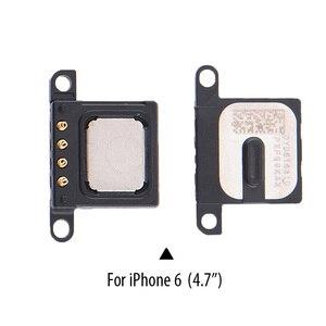 Image 2 - Fone de ouvido flexível para iphone, 1 peça, original, 5, 5S, 6, 6s, 7, 8, plus, receptor de som, estêncil peças de reparo para substituição