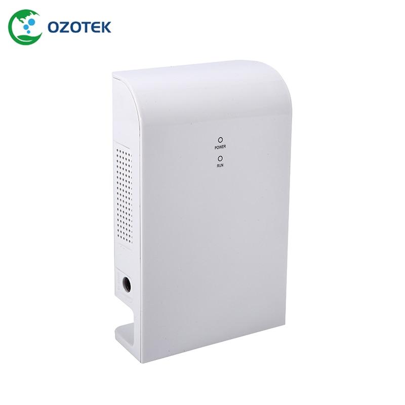 aqua pure water filter ozone generator TWO001 0.2 1.0 PPM for shower & washing machine free shipping - 2
