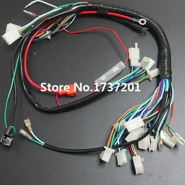 140 Lifan Pit Bike Wiring Diagram