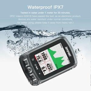 Image 2 - IGPSPORT IGS618E GPS サイクリングコンピュータ IPX7 ワイヤレス防水コンピュータのバックライト乗馬デジタルケイデンス速度センサーコンピュータ