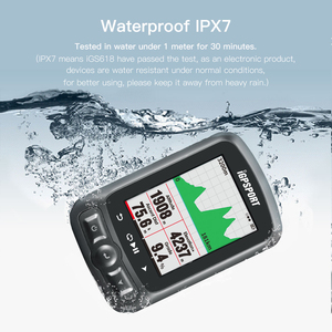 Image 2 - iGPSPORT IGS618E GPS Cycling Computer IPX7 Wireless Waterproof Computer Backlight Riding Digital Cadence Speed Sensor Computer