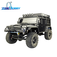RH1047 BF 4J Racing 1/10 4WD 2.4G Brushed Motor Rock Crawler Electric Vehicle Electric Remote Control Car