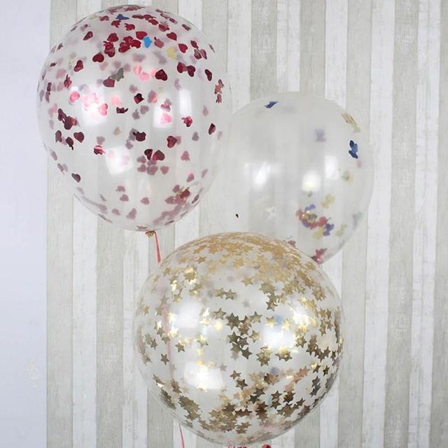 Favorito Glitter Palloncini Paillettes Palloncini Oro Elio Palloncini Di  ZP06
