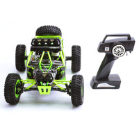High Quality WLtoys 12428 2 4G 1 12 4WD Crawler RC Car With LED Light RTR