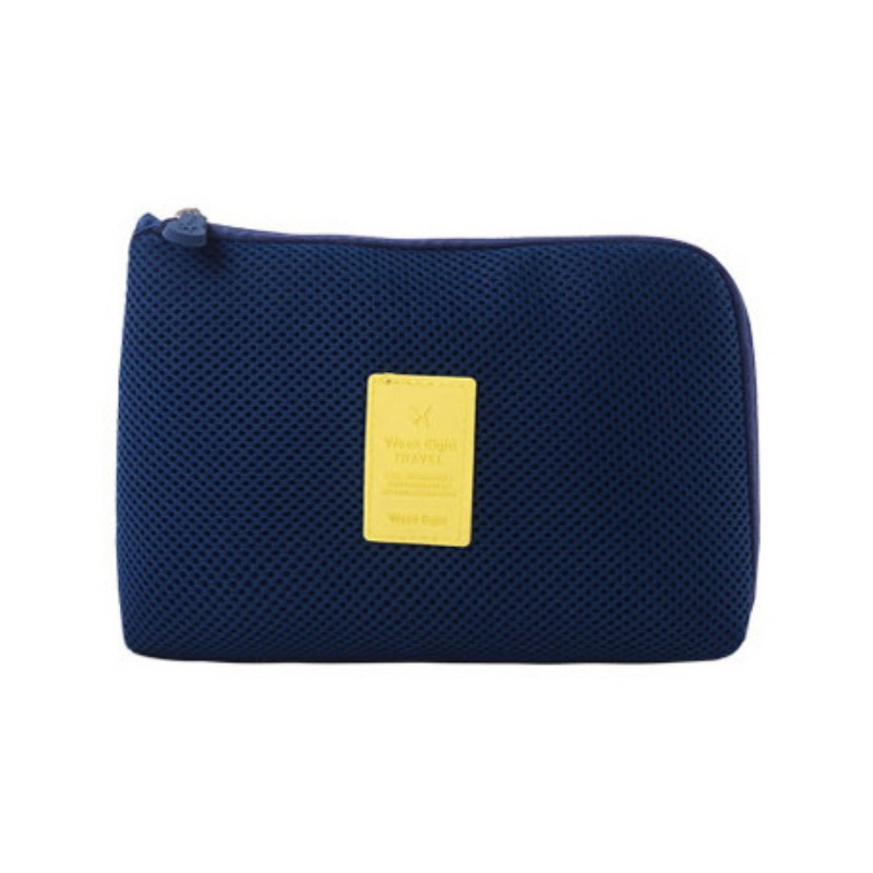 Portable Storage Bag Case USB Cable Digital Gadget Devices Earphone Pen Travel Cosmetic Insert Organizer System Kit
