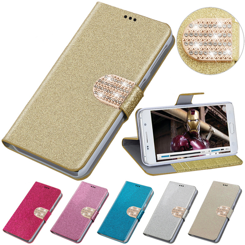 luxury Flip PU Leather Case For Elephone C1 M2 S2 S3 S7 R9 P8000 P9000 / P 9000 Lite with Stand and Card Holder Phone Bag ...