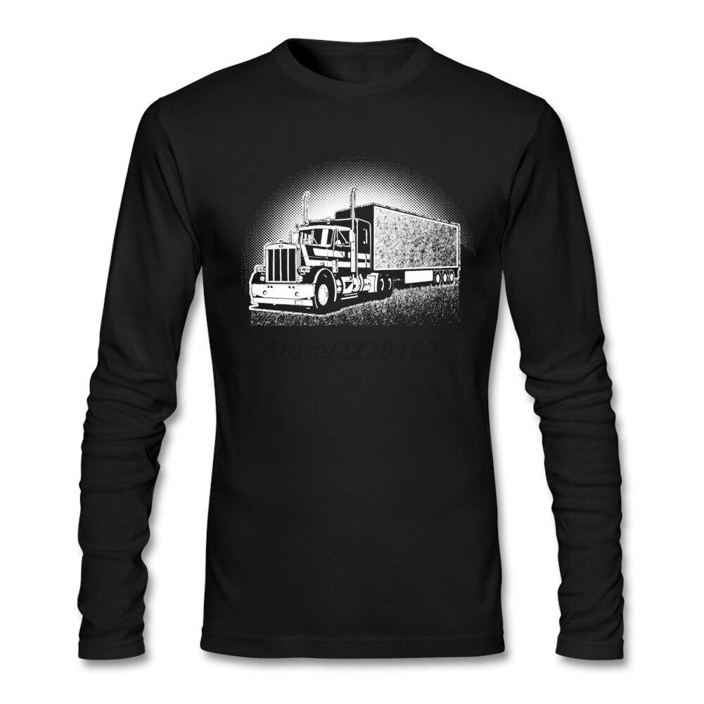 Autumn Best Man Truck Driver Harvest The Grass T Shirt Wholesale T