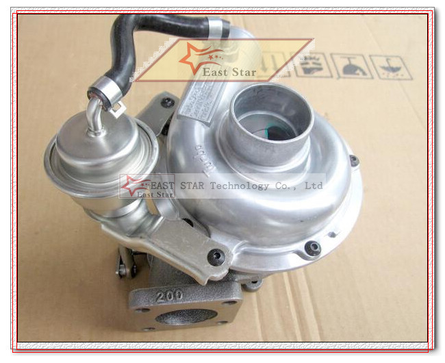 RHF5 VICC 5T-614 8971480762 Turbocharger For OPEL Frontera 4JB1T 2.8L 1995-98 Monterey 1993-98 Isuzu Rodeo Holden 4JG2TC 84Kw 3.1L with Gaskets (1)