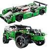 LEPIN 20003 1249Pcs Technic Series 24 Hours Race Car 2 In 1 Buliding Blocks Bricks Toys