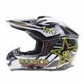 Marca rockstar motocross cascos casco de la motocicleta ktm nuevo diseño moto capacetes casco off-road racing casque