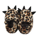 Winter Cartoon Animal Claws Newborn Baby First Walkers Soft Warm Coral Cashmere Toddler Snow Baby Shoes Leopar Kid Monster Booty