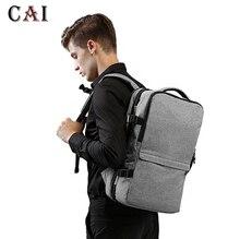 2019 new quality Waterproof Men 15 inch Backpack Multifunction Laptop Backpacks Male outdoor Business Travel Luggage Bag bookbag все цены