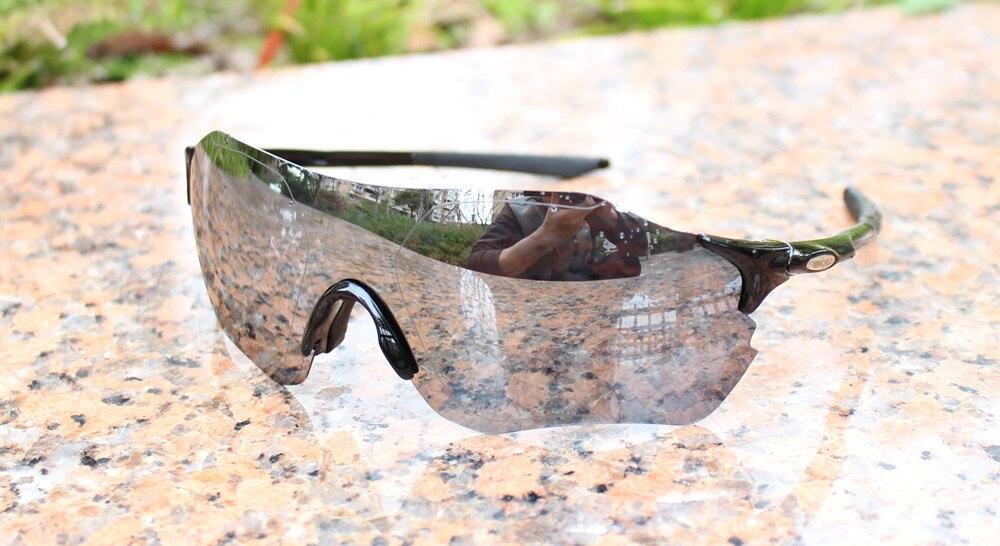 Fashion Sport Goggle Sunglasses Men HD Polarized TR90 Frame Glasses for Men Outdoor UV400 Classic Retro Sun Glasses Gafas
