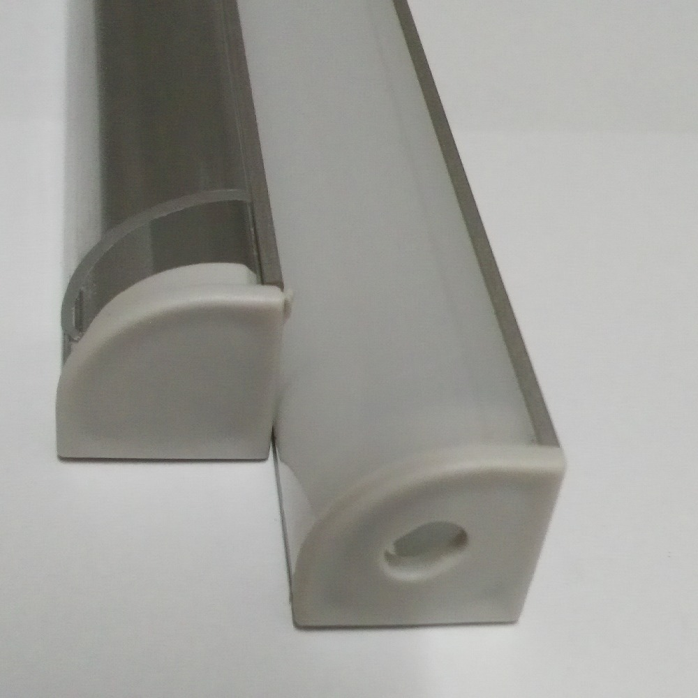20м (20pcs) көп, бір бөлікке 1м, анодталған - LED Жарықтандыру - фото 5