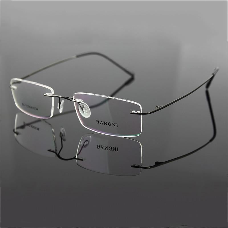 Beta Titan randlose Brille Scharnier nicht-Schraube flexible Brille - Bekleidungszubehör - Foto 4