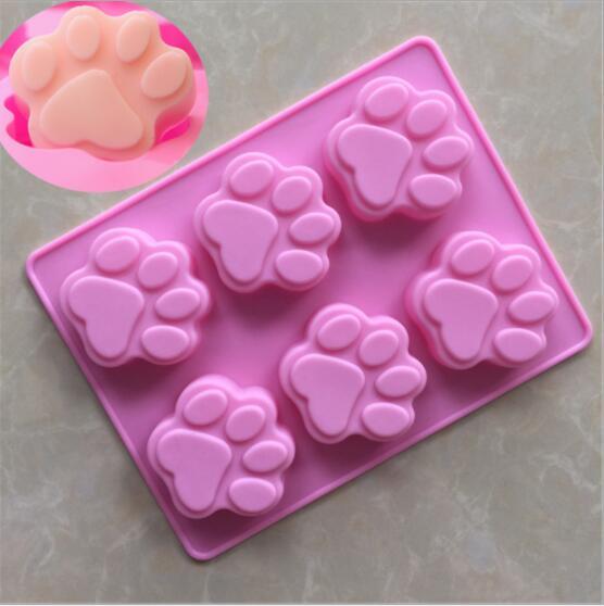 Yonghao Form 3d Sugarcraft Form Kuchen Fondant Schokolade Katze Hund