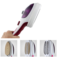Portable Handheld 110V 220V Electric Garment Fabric Steamer 3 Gear Setting Steam Generator Cloth Steam Ironing