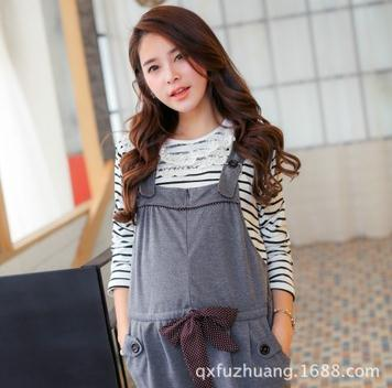 Maternity Wear 2019 Spring Fashion Maternity Overalls Pregnant Women's Bib Zipper Pants Clothes For Pregnant Women SD13095