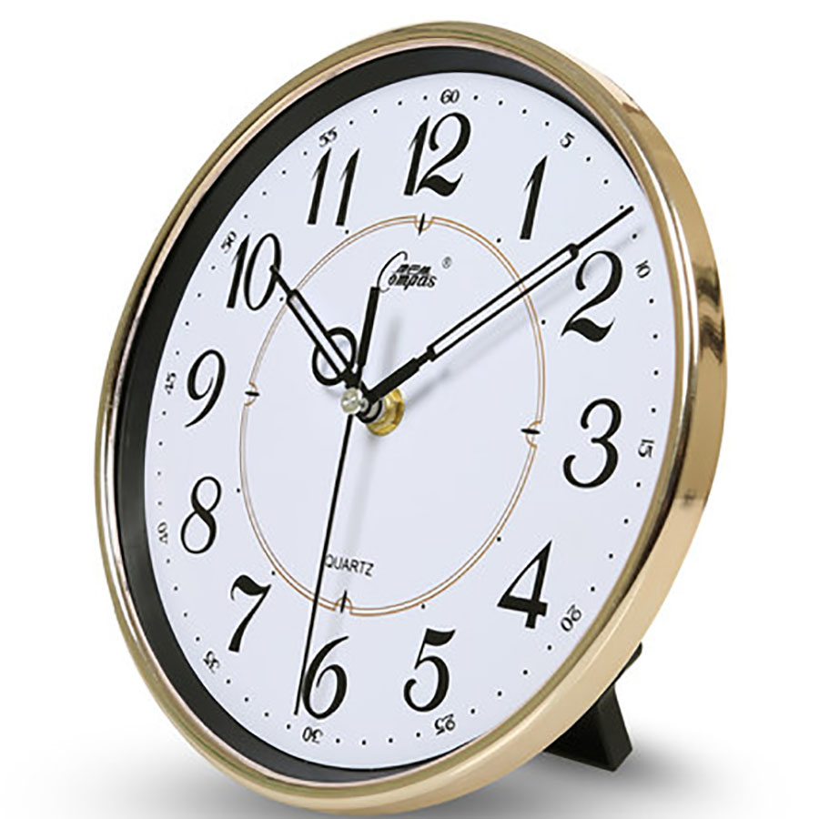 Table Clock Office Accessories Decoration Desk Electronic Desk Clock Pendulum Clock Reloj De Mesa Digital Office Decoration 50Y5