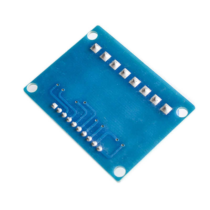 12V L9110S H-bridge 4Bit DC Stepper Motor Driver Module DC 2.5-12V 4 Channel L9110S Motor Driver IC for Arduino Stepper Motor
