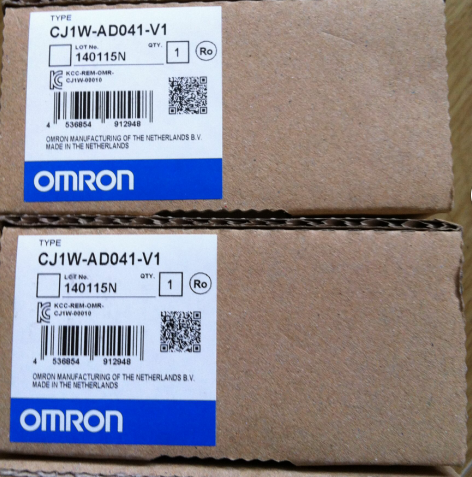 Authentic OMRON() PLC Analog Module CJ1W-DA041Authentic OMRON() PLC Analog Module CJ1W-DA041