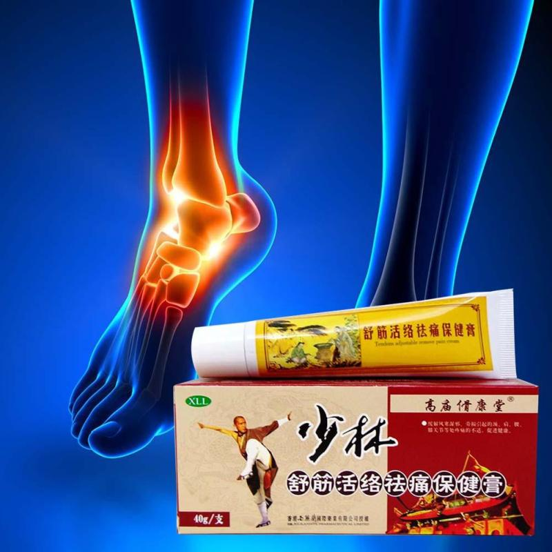 Chinese Shaolin Analgesic Cream Suitable For Rheumatoid Arthritis/ Joint Pain/ Back Pain Relief Analgesic Balm Ointment U20