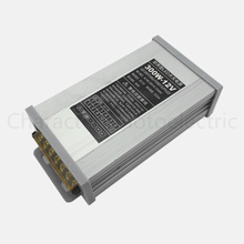AC 187-265V LED Driver 300W 12V 25A LED Power Supply Rain-proof LED Light Power Adapter Outdoor Application цены