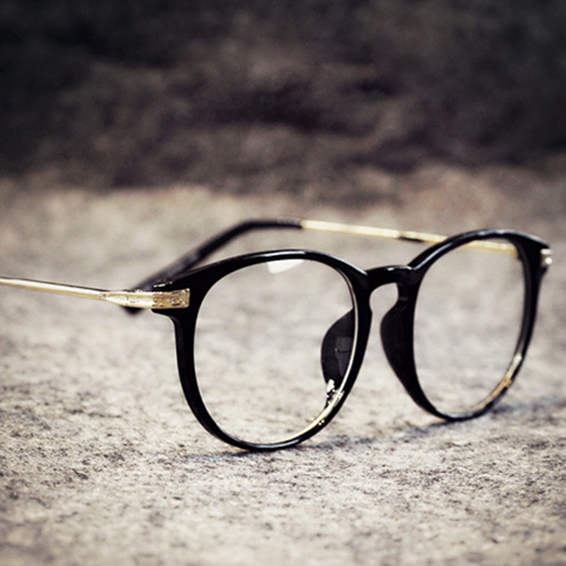 Kottdo Vintage Round Eyeglasses Women Men Reading Fashion
