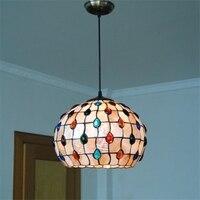 E27/E26 База Книги по искусству Nordic В виде ракушки лампа Тенты блеск подвесной светильник