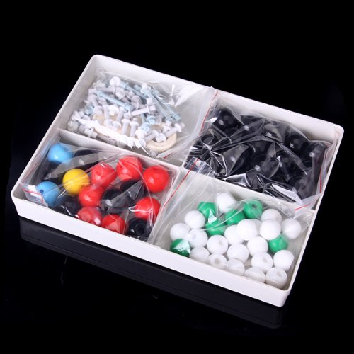 SOSW-Molecular Model Set Kit General and Organic Chemistry 184pc molecular structure model set new organic