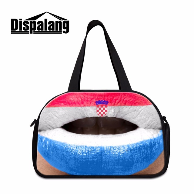 Dispalang Russian Flag printing Travel Bags for Women Cool Mens Large  Travel Tote Shoulder Duffle Bags 3fe9506ebbb20