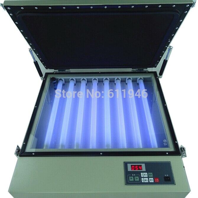 Machine d'exposition de cadre de vide, Machine d'exposition d'écran en soie, Machine d'exposition d'impression d'écran à vendre