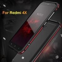 Noble Luxury Bumper For Redmi 4X Aluminium Case For Xiaomi Redmi 4X 5 0 Inch Metal