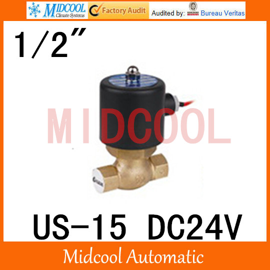 High quality high temperature steam solenoid valve DC24V  two position, two way US-15 high quality high temperature steam solenoid valve dc24v two position two way us 15