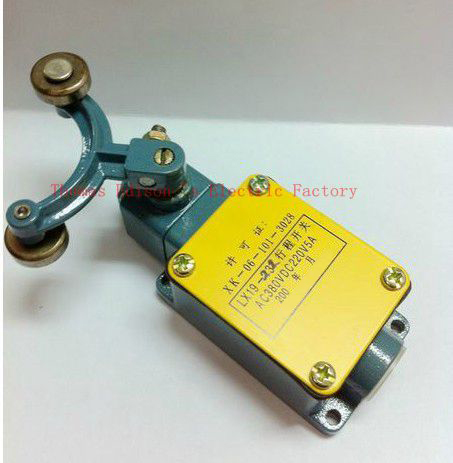 LX19 LX19-232 5A AC380V DC220V Limit Switch elevator switch ...