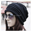 Free Shipping!2014 New 5pcs/lot popular folding cap,Winter hat,Beanie Hat Fashionable men and women knitting wool cap