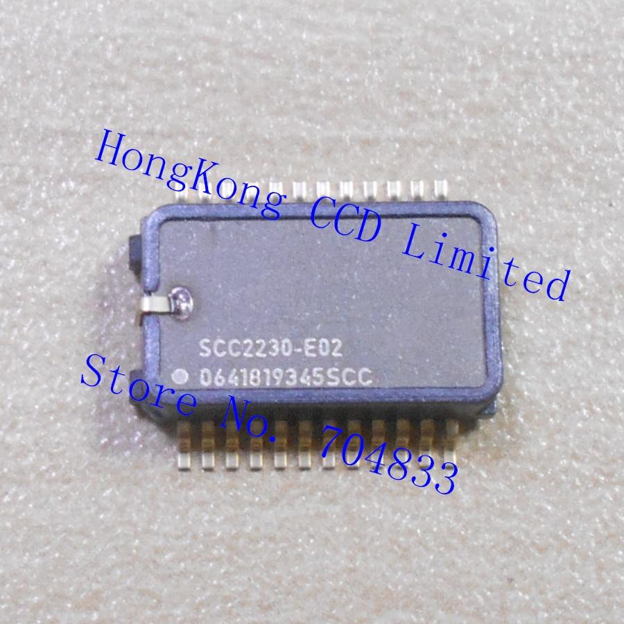SCC2230 E02 Gyro acceleration sensor